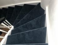 Det gør samtidig trappen skridsikker